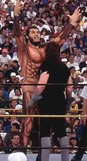 Giant Gonzalez vs. The Undertaker