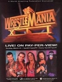 WrestleMania XII (1996)