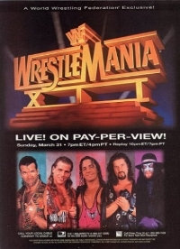 Only A Few Matches But A Great Show – WrestleMania XII