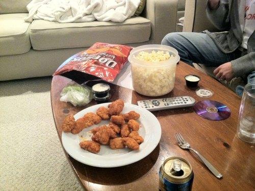 WrestleMania 27 Food