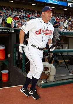 Jim Thome Retuns To Cleveland
