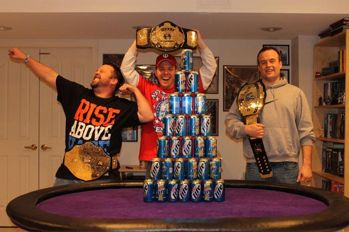 Beeramid 2012 - WrestleMania 28