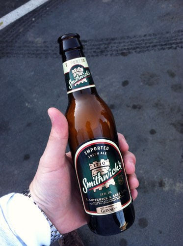Smithwick's Bottle