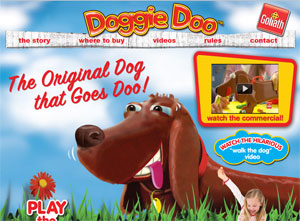 Honestly? The Doggie Doo?