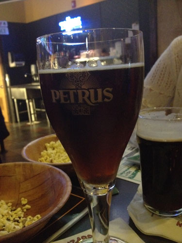 Petrus At The Winking Lizard