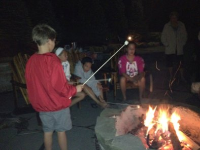 Clambake 2012 - G Marshmallows
