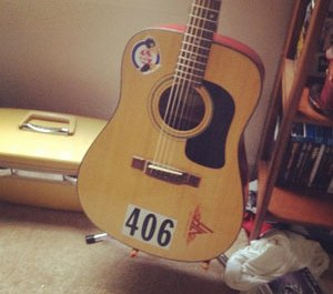 Pip's Guitar Complete With The 406