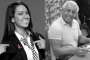 AJ Lee – Looking For Her Nature Boy?