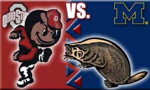 Ohio State Vs Michigan