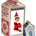 The Missing Elf on the Shelf
