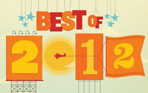 Best of 2012