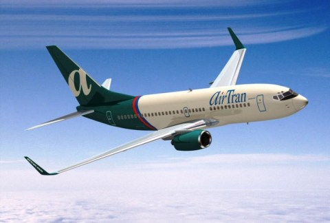 AirTran Plane