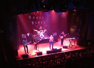Scott Weiland at The House of Blues Cleveland