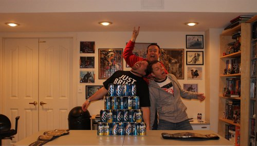Beeramid 2013 - Row 4