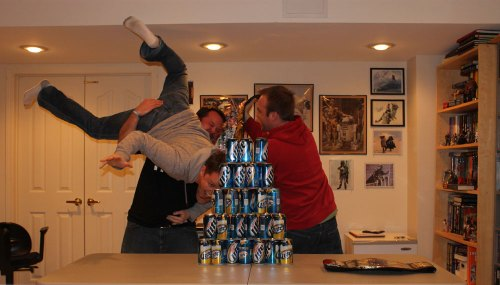 Beeramid 2013 - Row 5