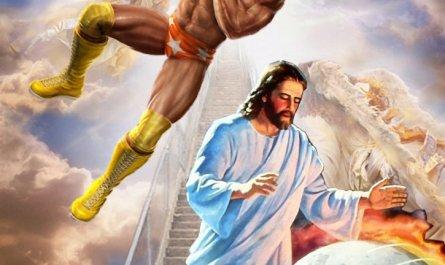 Macho Man Stops The Rapture