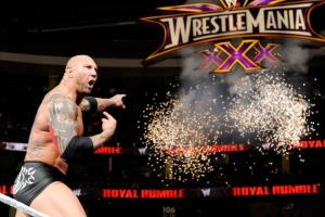 Batista Royal Rumble
