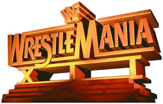 WrestleMania 12 Logo