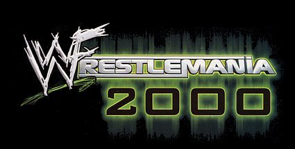 WrestleMania 16 Logo