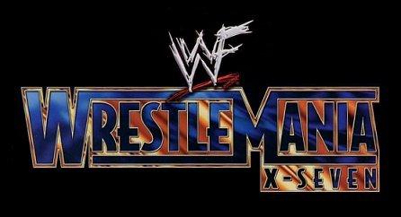 WrestleMania 17 Logo