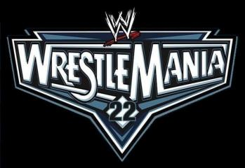 WrestleMania 22 Logo