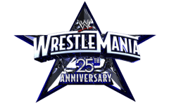 WrestleMania 25 Logo