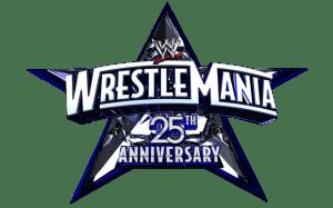 WrestleMania 25 Logo