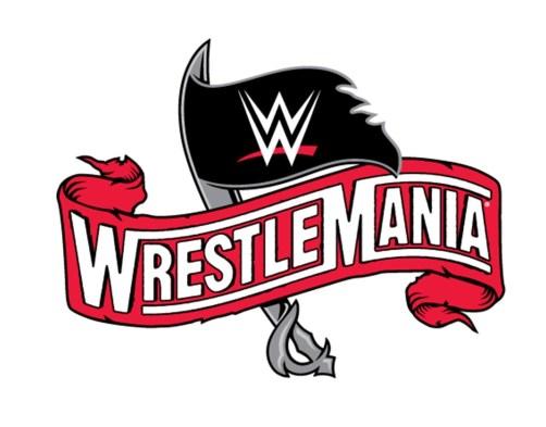 WrestleMania 36 Logo - 2020