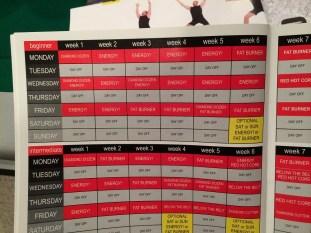 DDP Yoga Beginner - Week 1-6