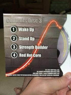 DDP Yoga - Disc 3