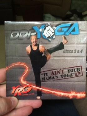 DDP Yoga - Discs 3 & 4 Front