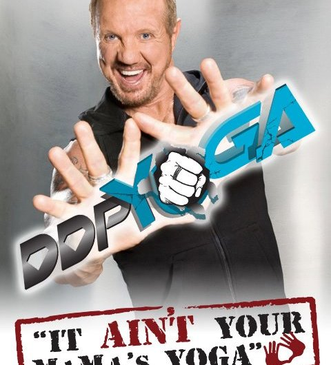 DDP Yoga Cover Art – It Ain't Your Mama's Yoga