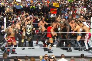 WrestleMania 31 - Battle Royal