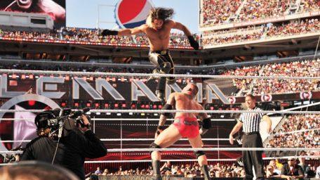 WrestleMania 31 - RKO