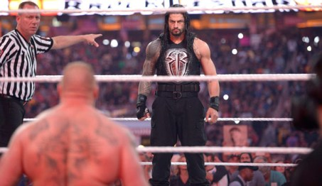 WrestleMania 31 - Roman Reigns