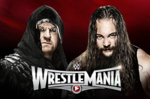 WrestleMania 31 - The Undertaker Vs Bray Wyatt