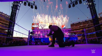 WrestleMania 31 - Undertaker
