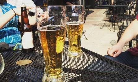 Patio Drinking