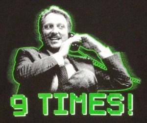 Nine Times