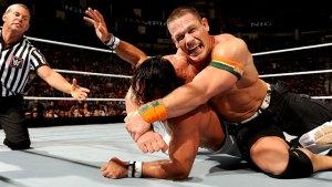 Night of Champions - Cena v Rollins
