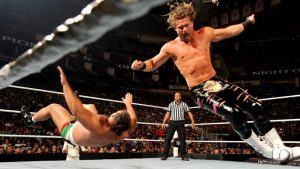 Night of Champions - Rusev v Ziggler