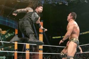 Survivor Series 2015 - Reigns vs Del Rio