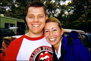 TBT – Indiana University Homecoming 2001