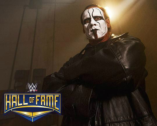 Sting To Enter WWE HOF In 2016