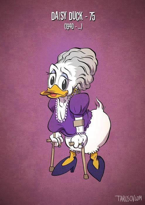 Andrew Taruso - Daisy Duck