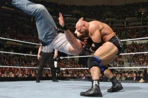 Fastlane 2016 - Ryback, Big Show & Kane vs Wyatts