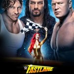 Fastlane (2016) – Speed Bump To WrestleMania