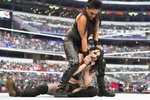 WrestleMania 32 - Divas Tag Match