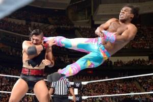 Extreme Rules 2016 - New Day vs Vaudevillains