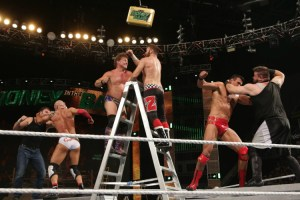 MITB 2016 Ladder Match